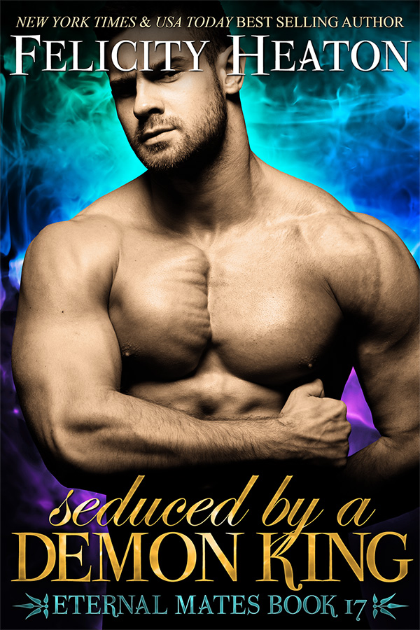 Scorched by Darkness (Eternal Mates #18) by Felicity Heaton #Review