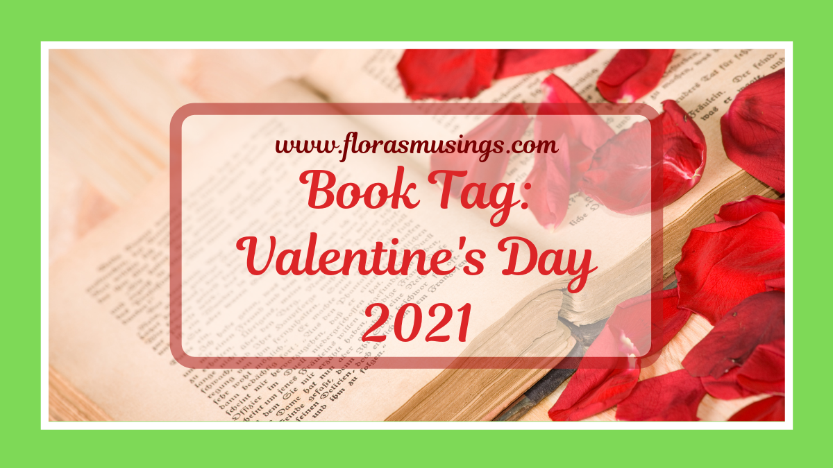 Valentine Book Tag for Romantic February