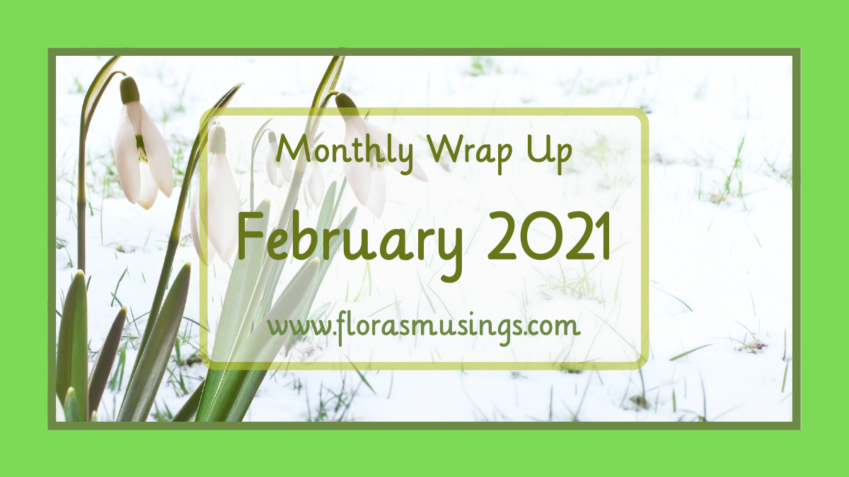 February 2021 Monthly Wrap Up