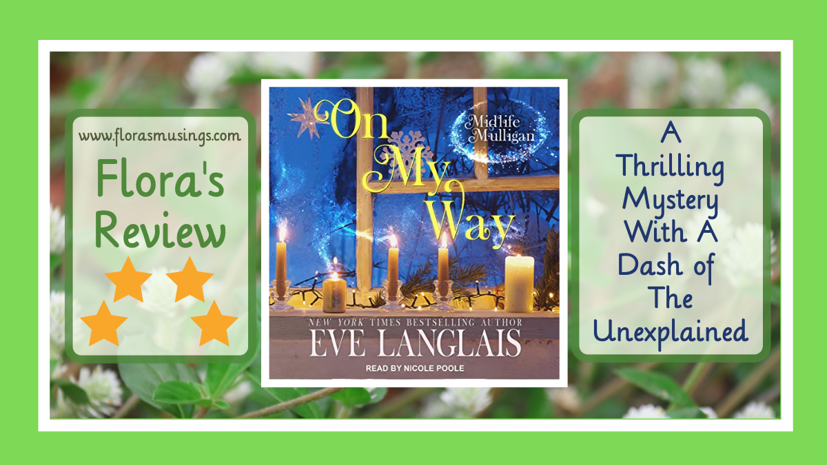On My Way (Midlife Mulligan #2) by Eve Langlais #PWF #2021AudiobookChallenge